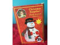 Singing & Dancing Father Christmas Items