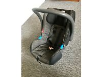Britax universal car seat 0-13 kg