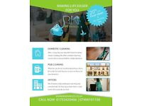 Domestics cleaning company