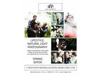 Leeds based lifestyle photographer