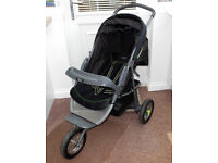 Graco Three-Wheel Buggy