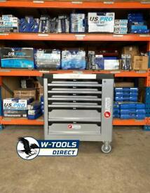 6 drawer toolbox new