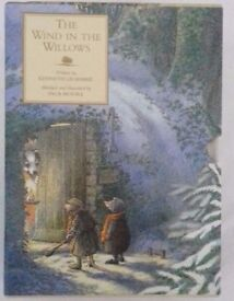 Wind in the Willows. 9 books in the set. Unused boxed set