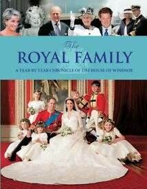 The Royal Family hardback published by the Daily Mail
