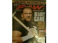 WWF / WWE MAGAZINES