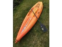 *price reduction* hybrid Stand Up Paddle board / ocean kayak £260 ONO