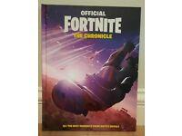 kids Offcilal Fortnite The Chronicle Book