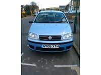 FIAT PUNTO 1.2 2006 5 DOOR HATCHBACK NO FAULTS NICE CAR DRIVES VERY WELL. £695