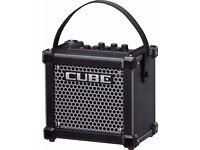 Rolnad Micro Cube GX - Guitar Amp