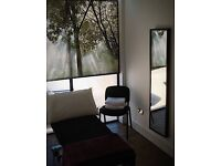 Treatment Room to Rent in Physio Clinic; Suitable for Healthcare Professional/Complimentary Therapy