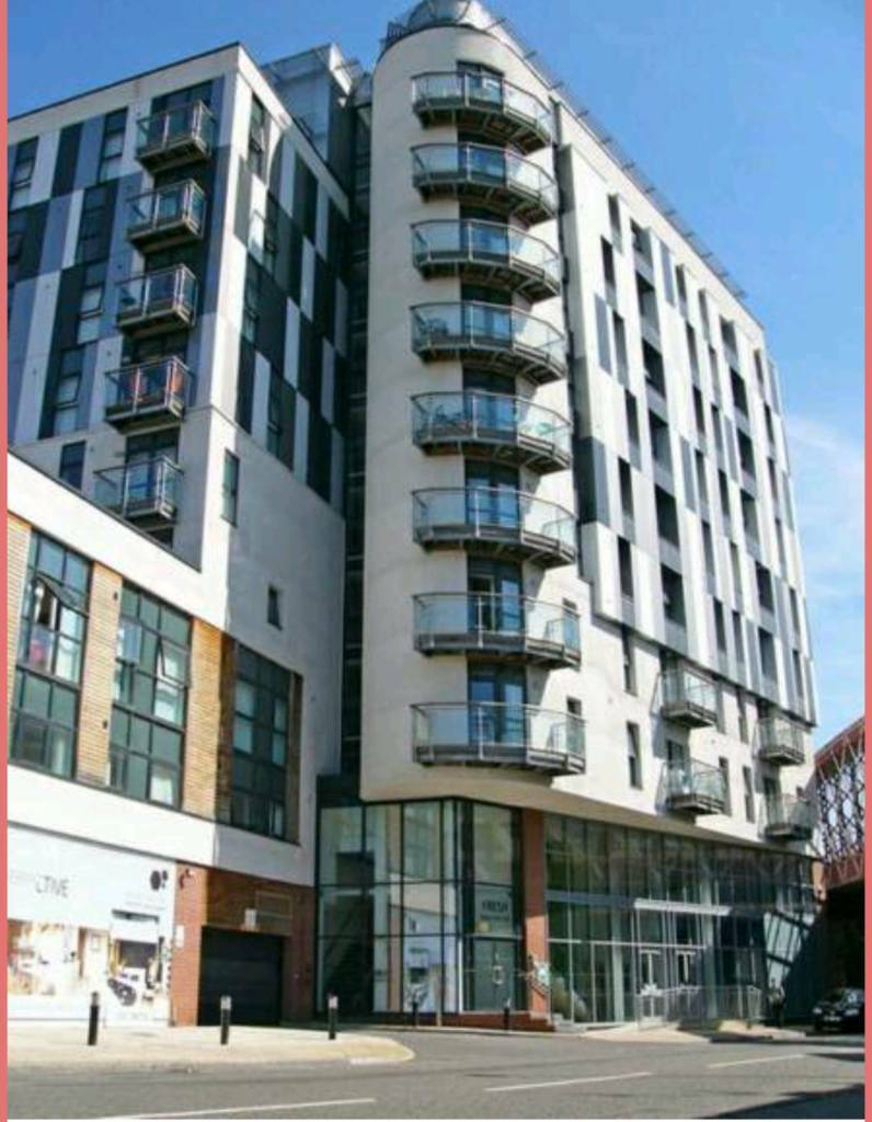 City Centre Fresh Building Apartment Manchester