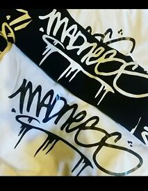 Madness t shirts available for sale purchase now purchase packaged an posted an deliver S,M,L,XL