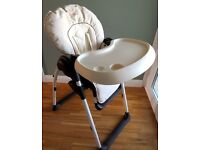 HAUCK 2 IN 1 SIT N RELAX HIGH CHAIR