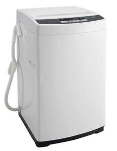 "Brand New - Danby DWM060WDB Portable Washer, 21 3/8"" Width, 13.2 lb. (6.0 kg) - AUTHORISED DEALER- 12 Months Warranty"