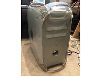 Apple PowerMac G4 933GHz, 1.5Gb RAM, 250GB+60GB HD, Sonorus Studio 16 Sound Card, OsX & 9 + More ONO