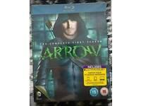 Arrow Season one Blu ray