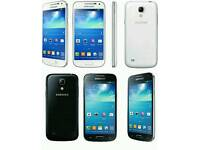 Brand New Orignal Samsung Galaxy S4 Mini Uk Stock GT-I9195-8GB-White,Black(Unlocked)With Warranty