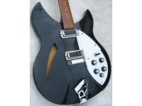 Rickenbacker 330 6 string in Jetglo - May Part Ex or Trade.