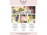Affordable Wedding Photography, Photographer -SPECIAL OFFER FOR JAN