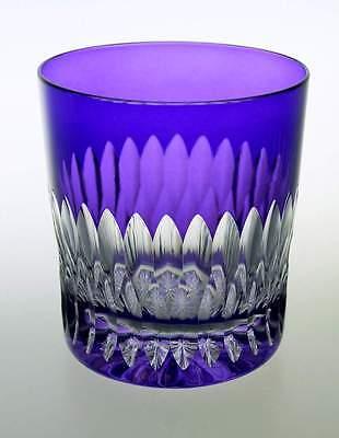 280ML Set 6 Cristal Color Vasos de Whiskey Copas de Cristal Agua...