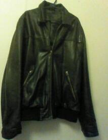 FCUK Leather Jacket