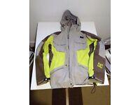 DC Azusa mens ski snowboard jacket - medium