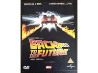 DVD Boxset: Back To The Future Trilogy (1, 2 and 3)