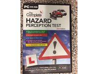 Test Hazard Perception LGV&PCV