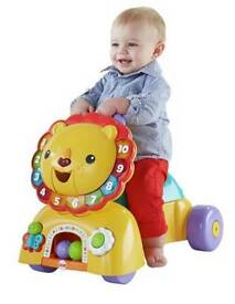 Fisher&price activity toy new