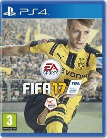 FIFA 17 PS4 **Like New**