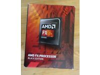 AMD 6 core Socket AM3+ 6300 CPU 3.5Ghz Black edition For Sale