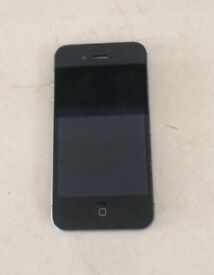 Apple IPhone 4 together with charger