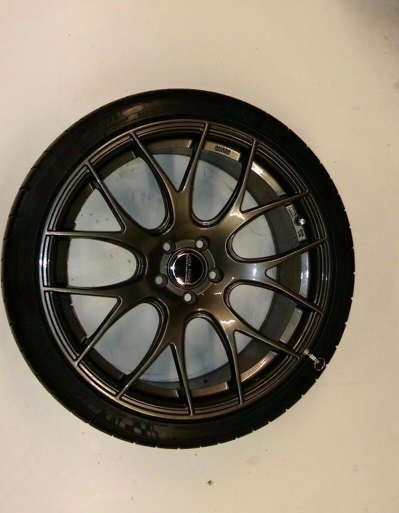 ford fitment alloys