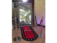 *Magic Mirror London*Exclusive Provider of the Mirror Photo Booth in London*