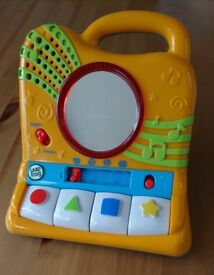 LeapFrog Learn and Groove Bilingual Musical Piano