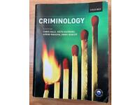 Criminology Book