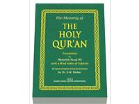 Free Quran book for Non-Muslims.