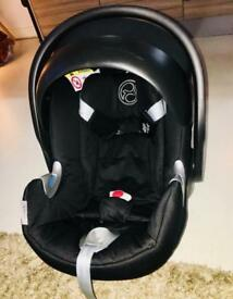 CYBEX Aton Q Car Seat - Black Jack