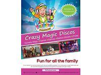 Crazy, Magic, Disco with Adamcadabra