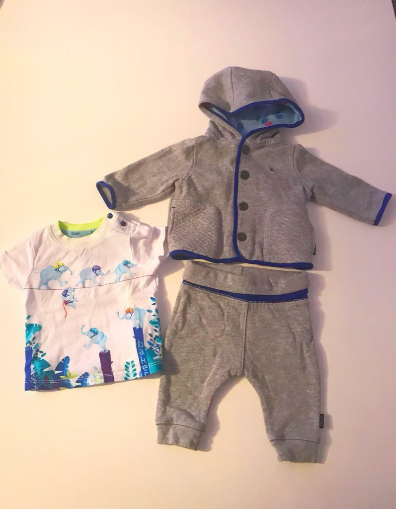 121f55e86 Baby boy Ted Baker set
