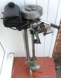 British Seagull Outboard Engines / Motor 2-3 HP for Fishing Boat Dinghy Tender
