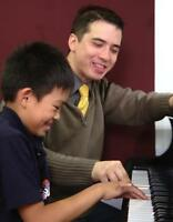 Dr. Benjamin Chapman - Cours de piano / Piano Lessons NDG