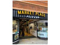 A3 Restaurant Unit To Let in Food Hall. Peckham Rye Lane