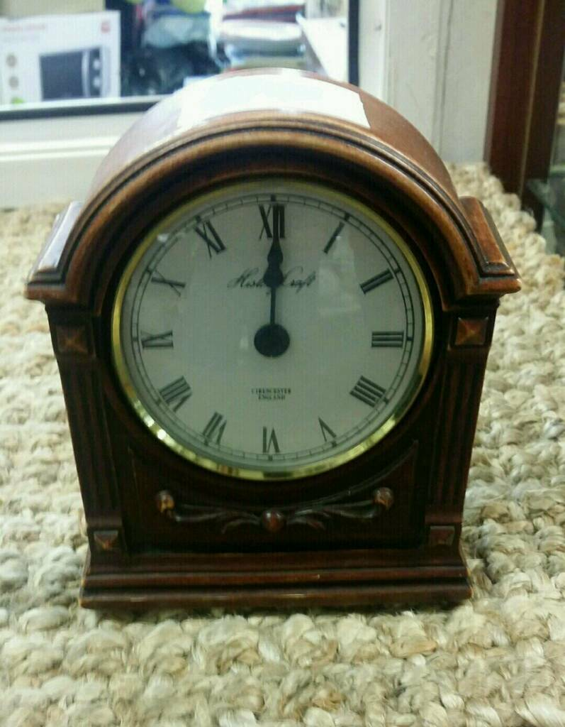 Mantel clock history craft cirencester england works in mantel clock history craft cirencester england works amipublicfo Images