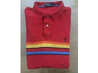 Ralph Lauren Polo Shirt (Large)