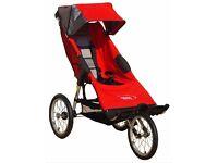 Advance mobility stroller