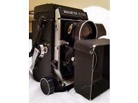 Mamiya medium format twin lens camera and more.