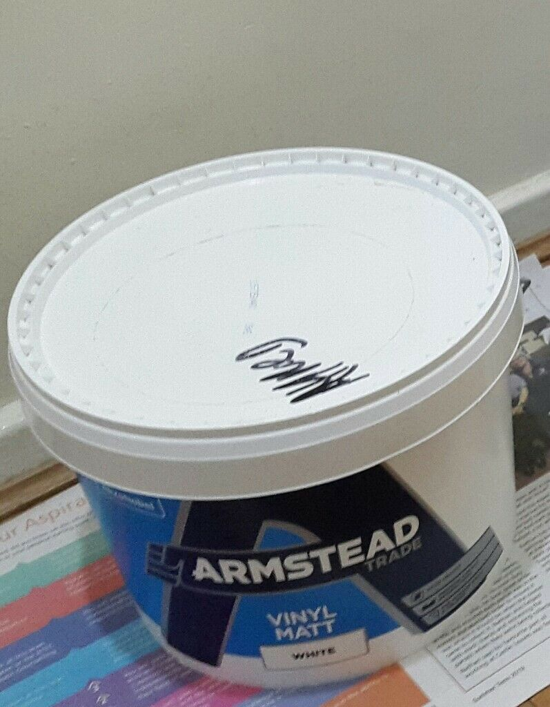 PAINT (10 LITRE WHITE EMULSION) | in Newcastle, Tyne and Wear | Gumtree