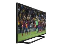 "50"" Flatscreen TV"
