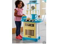 Brand New Zanussi Kids Play Kitchen
